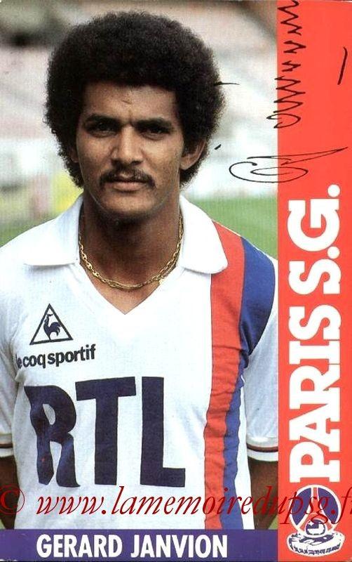 JANVION Gerard  84-85