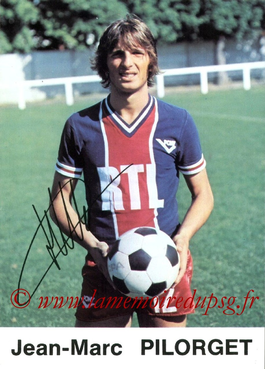 PILORGET Jean-Marc  77-78