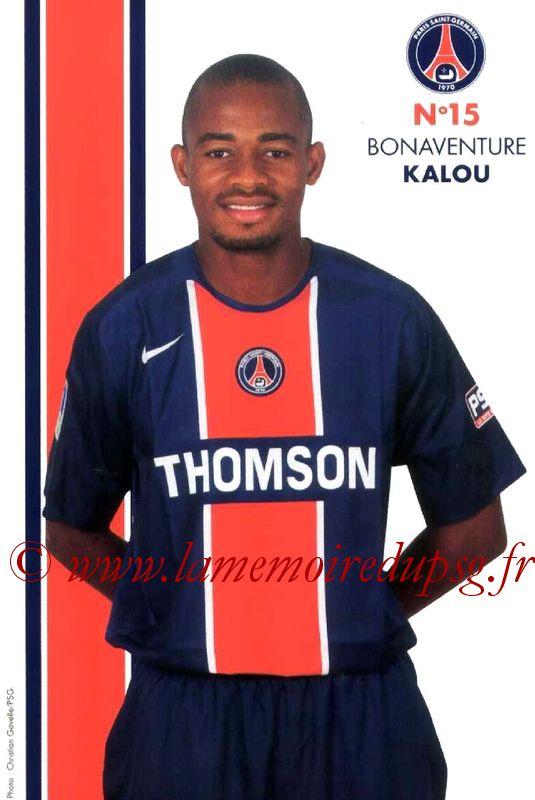 KALOU Bonaventure  05-06