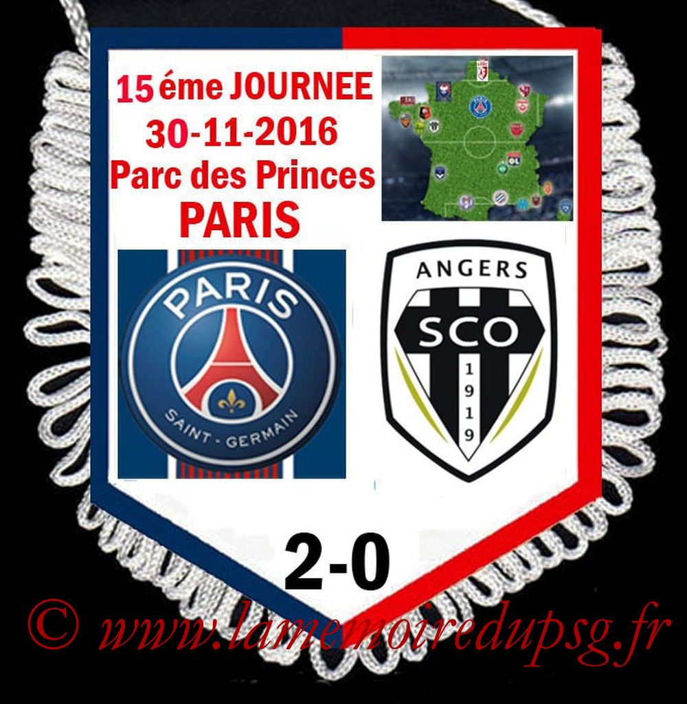 2016-11-30  PSG-Angers (15ème L1)