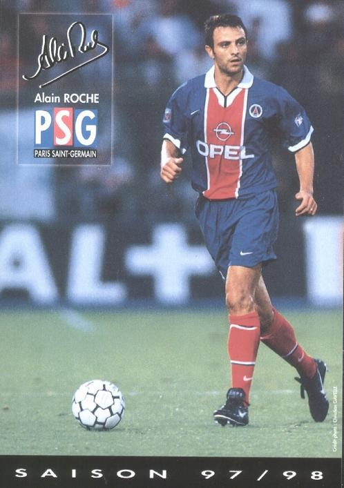 ROCHE Alain  97-98