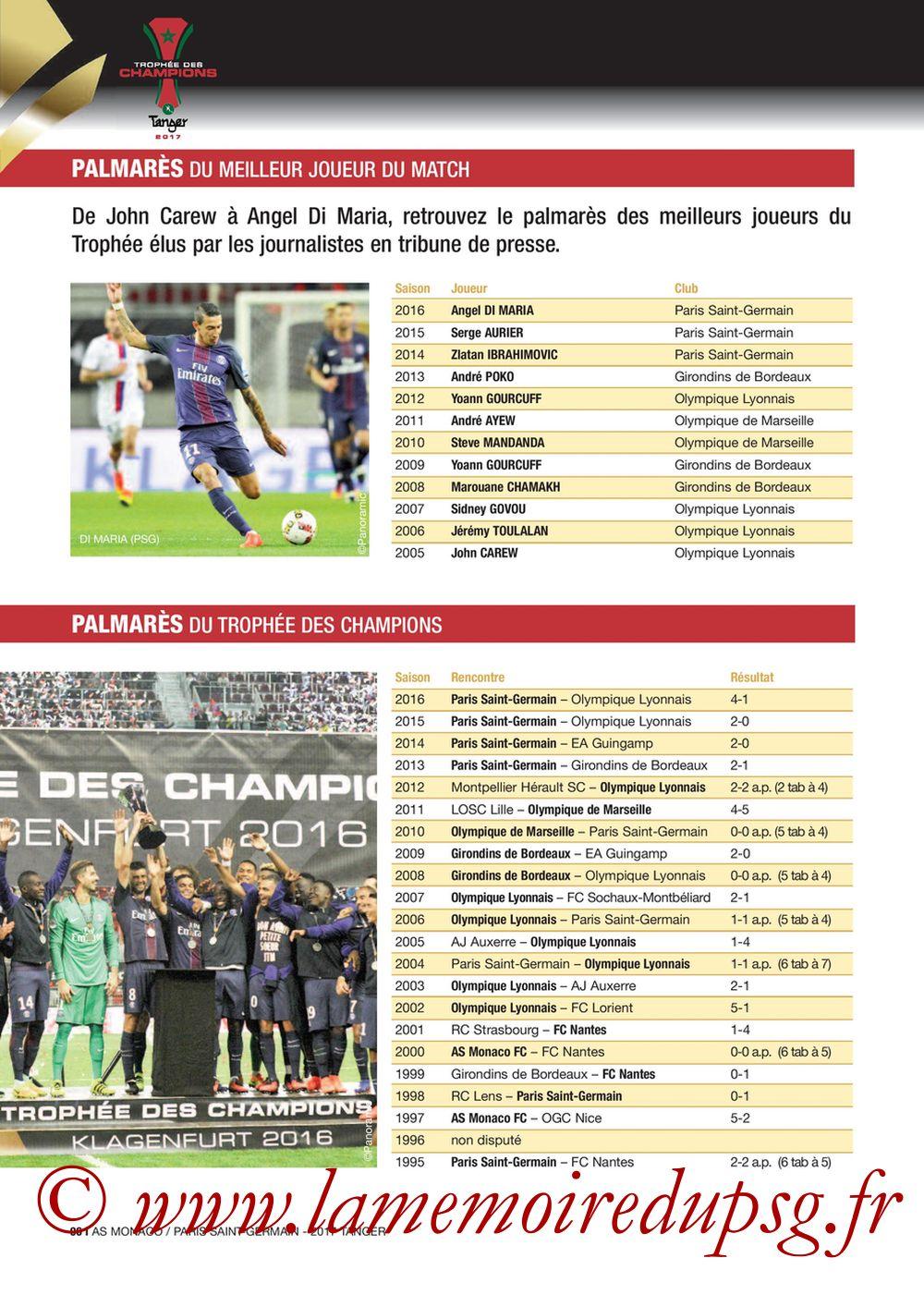 2017-07-29  Monaco-PSG (Trophée des Champions à Tanger, Dossier de Presse) - Page 06