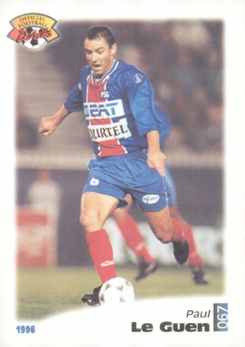 N° 067 - Paul Le GUEN (Recto)
