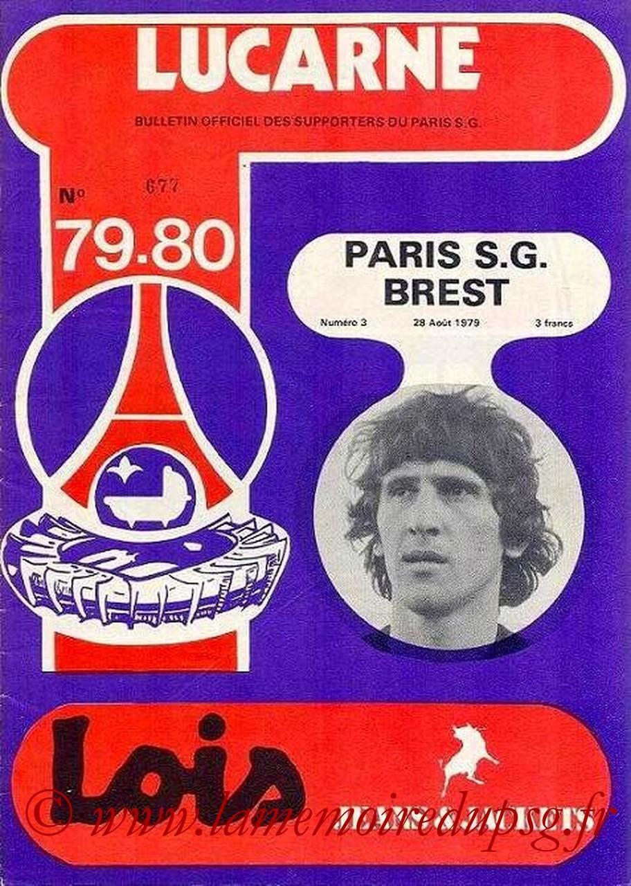 1979-08-28  PSG-Brest (6ème D1, Lucarne N°3)