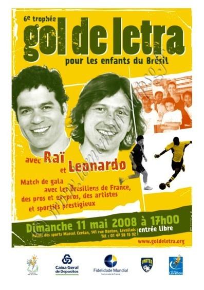 2008-05-11  6ème Trophée Gol de Letra (Affiche)