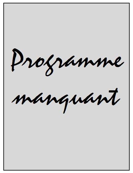 1990-08-19  Jubilé Dominique Rocheteau à Royan (Programme manquant)