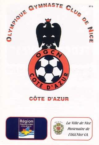 1996-11-06  Nice-PSG (16ème D1, OGCN N°9)