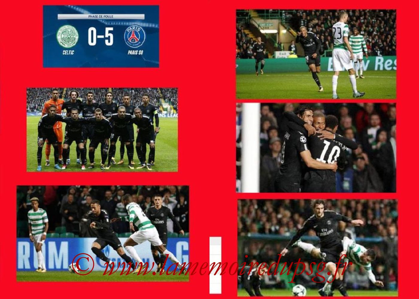 2017-11-22  PSG-Celtic (5ème C1, Programme pirate) - Pages 02 et 03