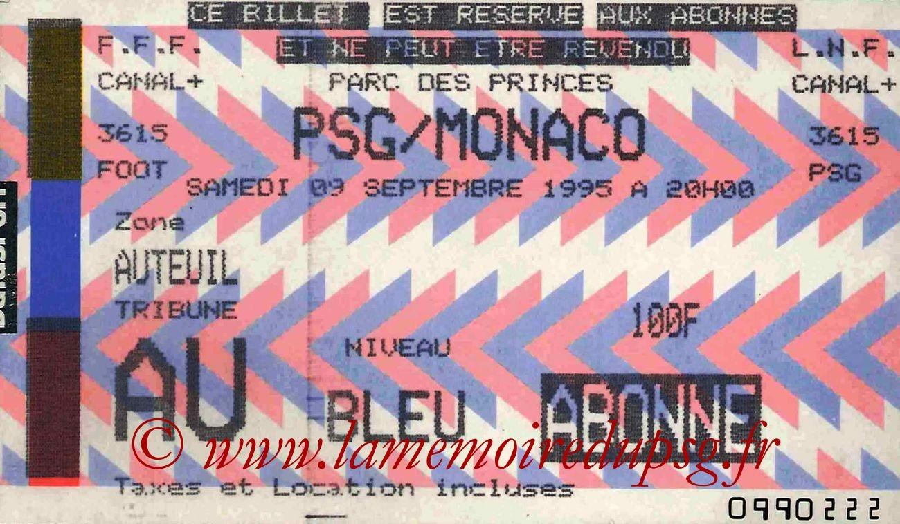 1995-09-09  PSG-Monaco (8ème D1)