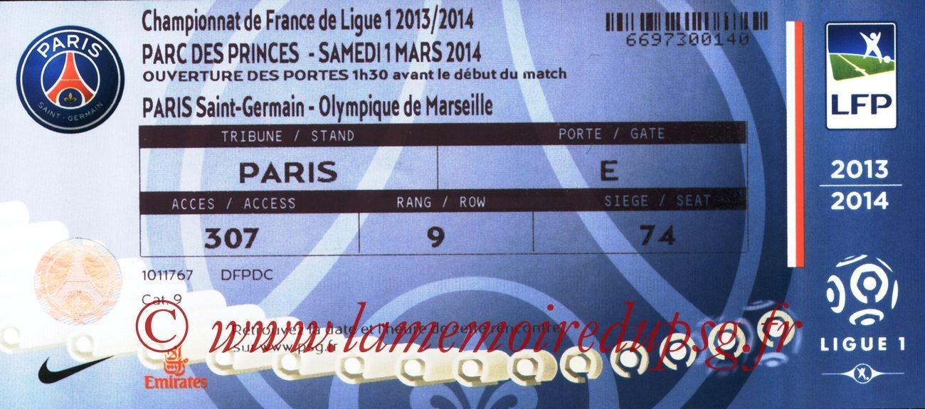 2014-03-02  PSG-Marseille (27ème L1)