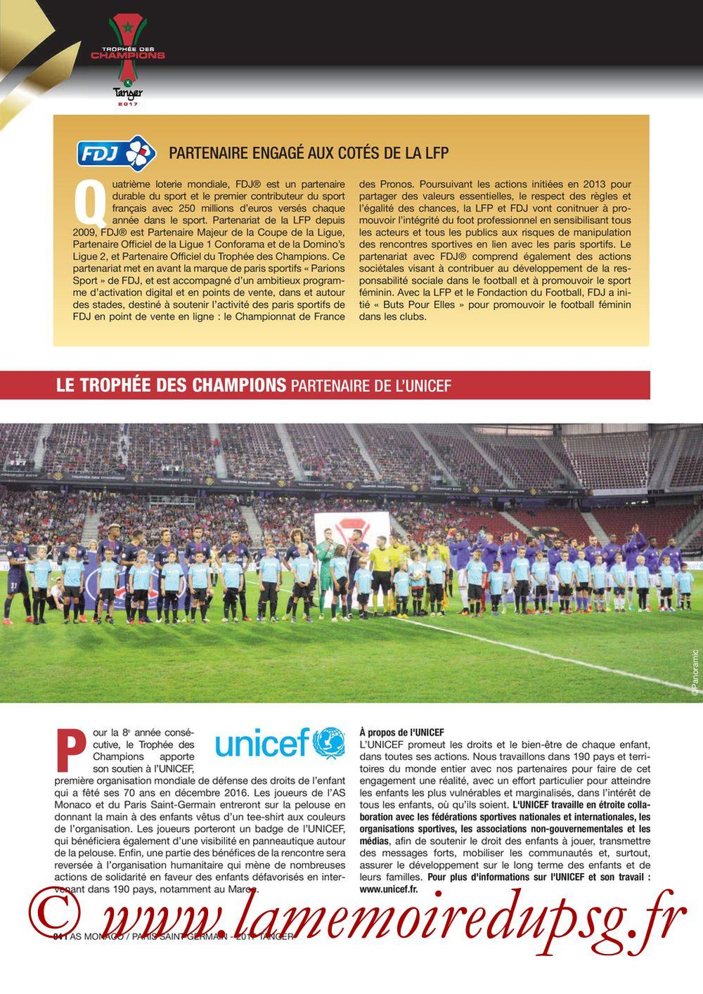 2017-07-29  Monaco-PSG (Trophée des Champions à Tanger, Dossier de Presse) - Page 04