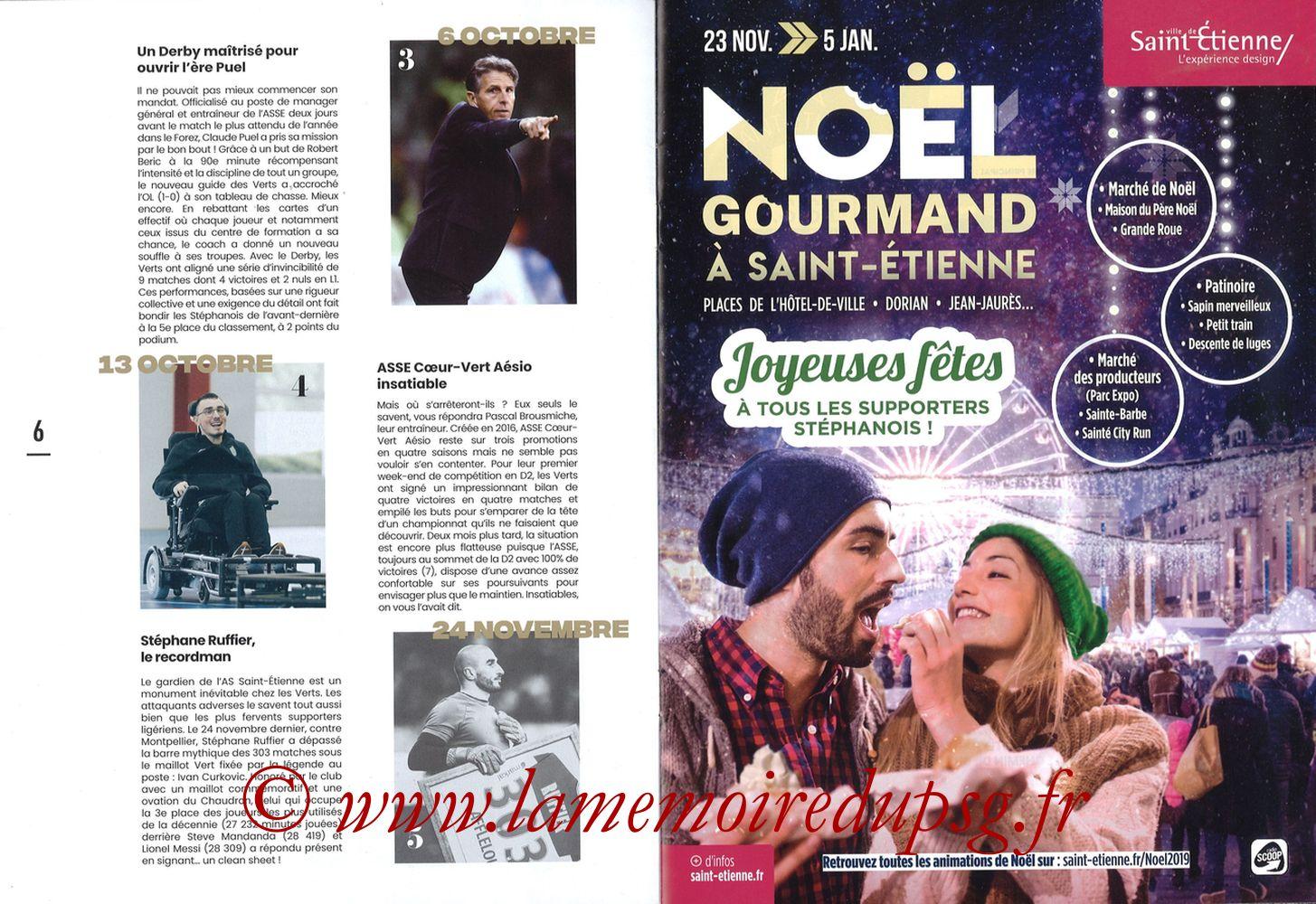 2019-12-15  Saint-Etienne (18ème L1, Maillot Vert N°31) - Pages 06 et 07