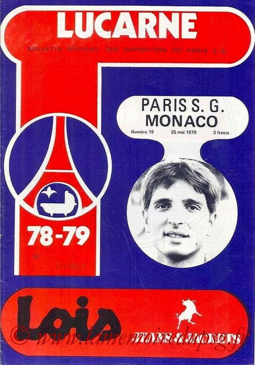 1979-05-25  PSG-Monaco (36ème D1, Lucarne N°19)