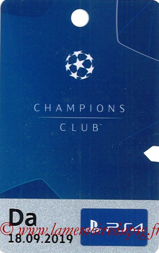 2019-09-18  PSG-Real Madrid (1ère C1, Badge PS4)