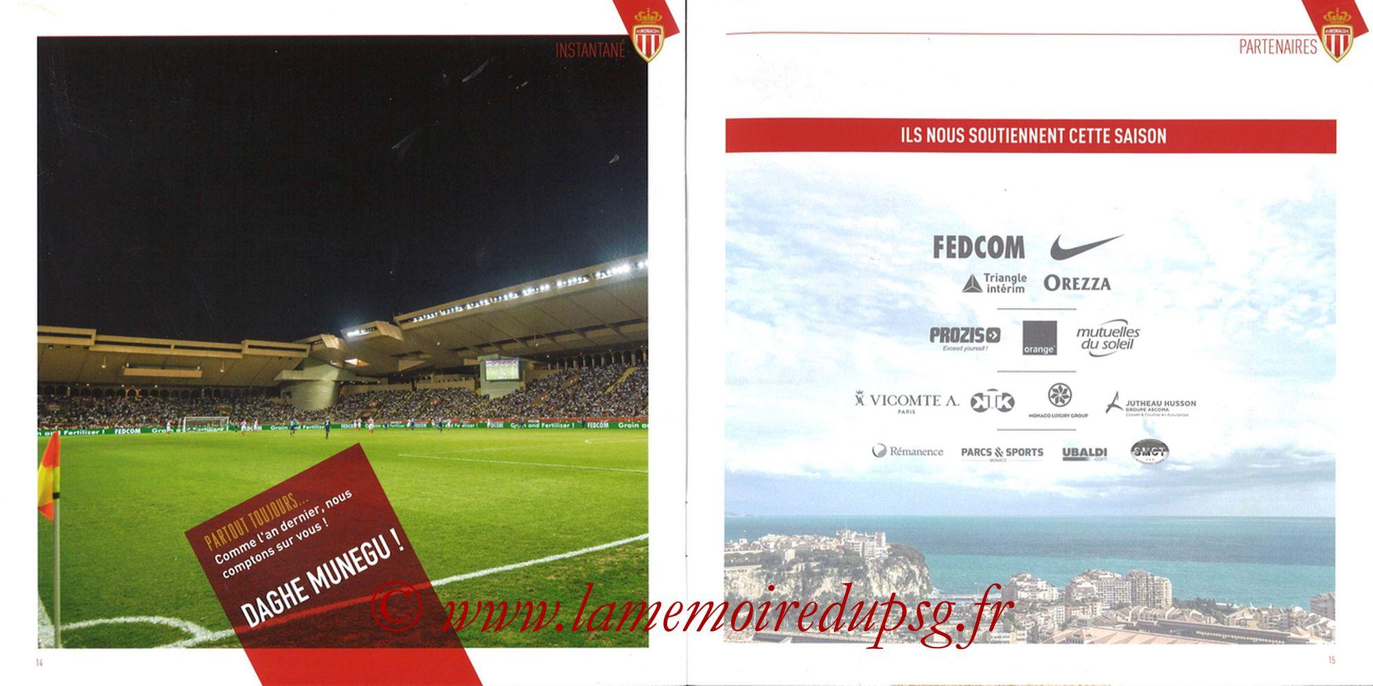 2017-11-26  Monaco-PSG (14ème L1, Match) - Pages 14 et 15