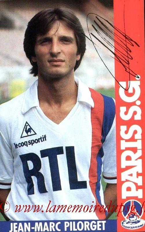 PILORGET Jean-Marc  84-85