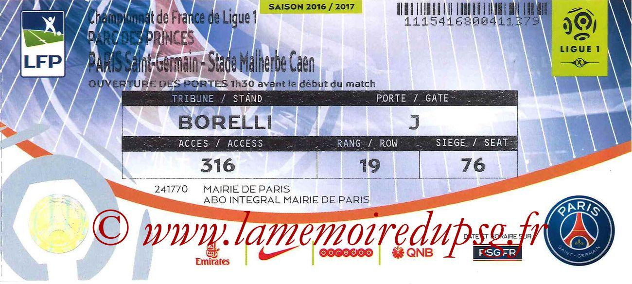 2017-05-20  PSG-Caen (38ème L1)