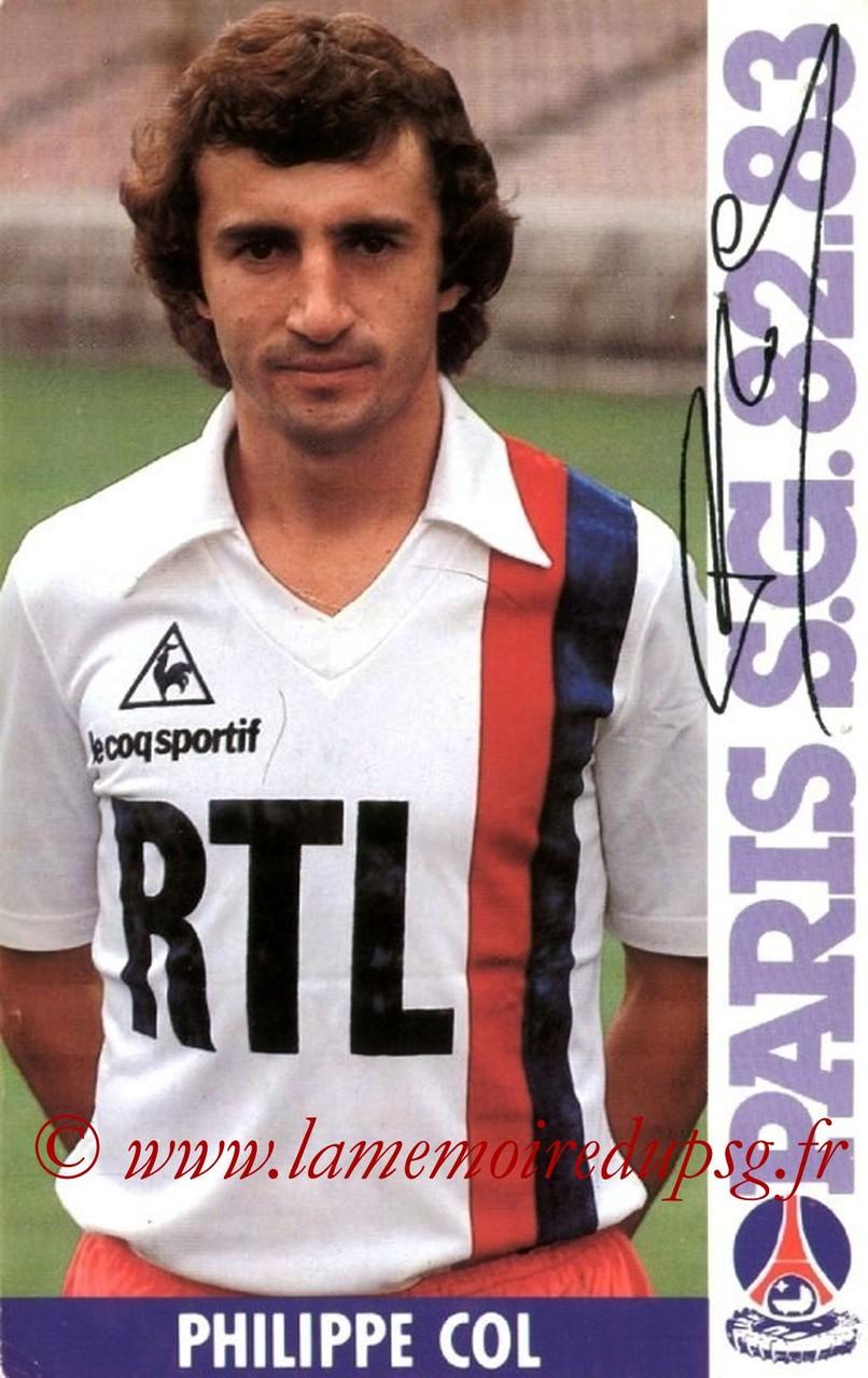 COL Philippe  82-83