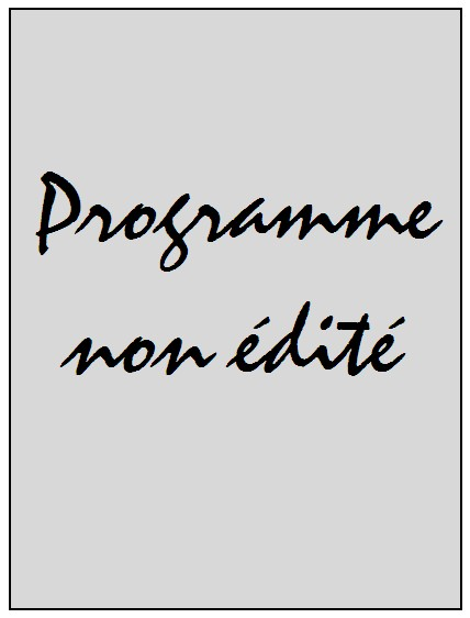 1998-01-06  PSG-Lyon (16ème Finale CL, Programme non édité)