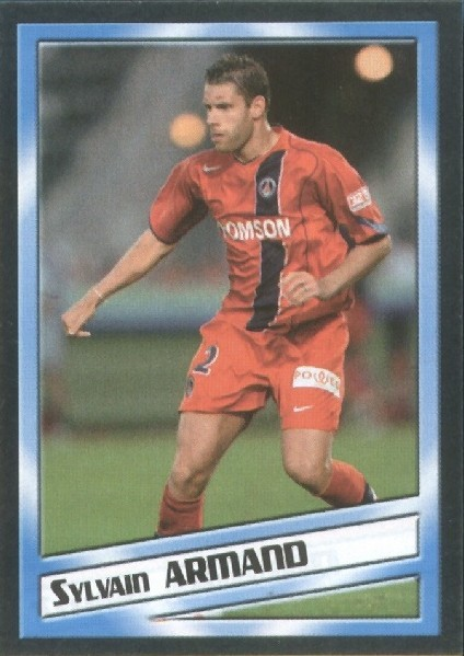 N° 083 - Sylvain ARMAND