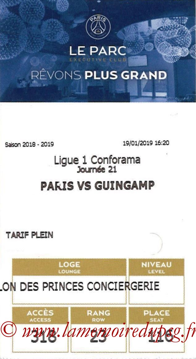 2019-01-19  PSG-Guingamp (21ème L1, E-ticket executive club)