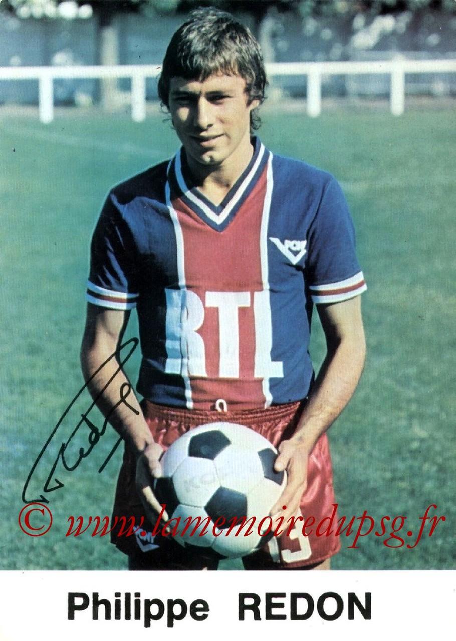 REDON Philippe  77-78