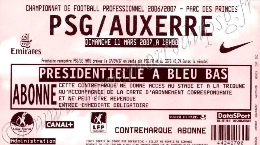 2007-03-11  PSG-Auxerre (28ème L1)