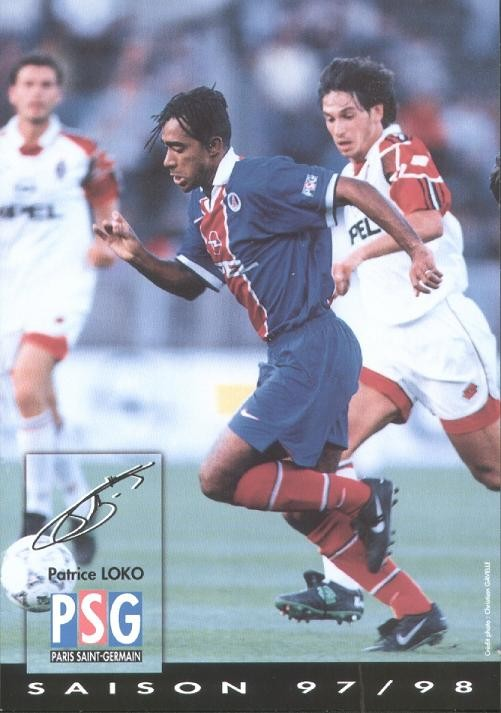 LOKO Patrice  97-98