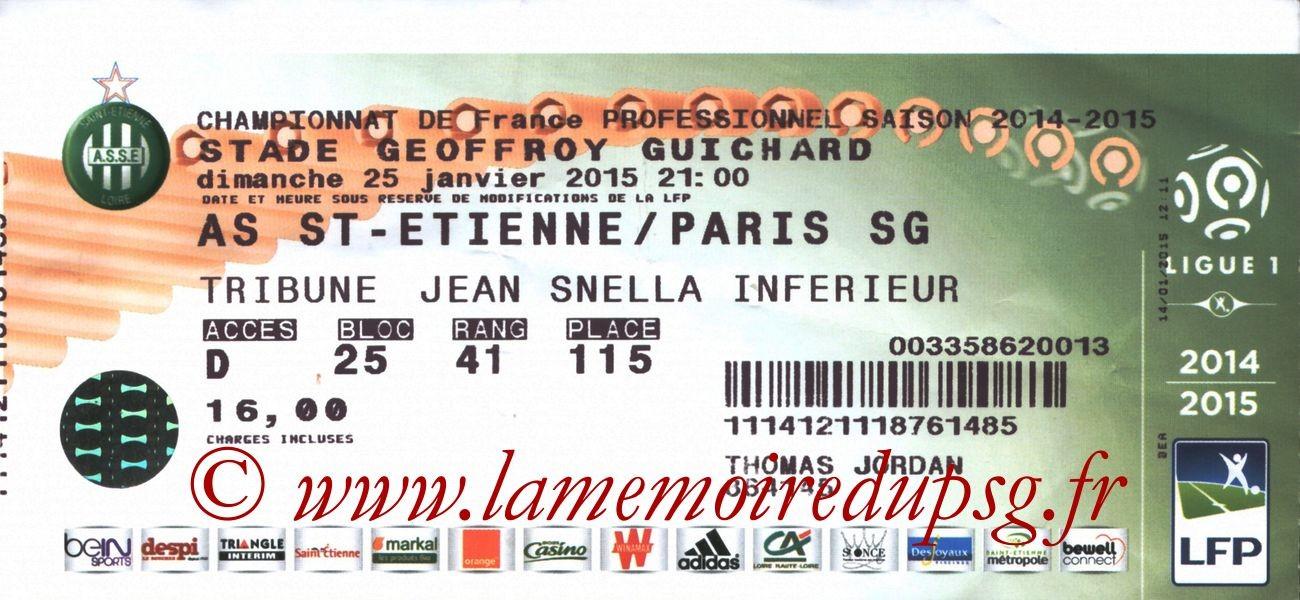 2015-01-25  Saint-Etienne (22ème L1)
