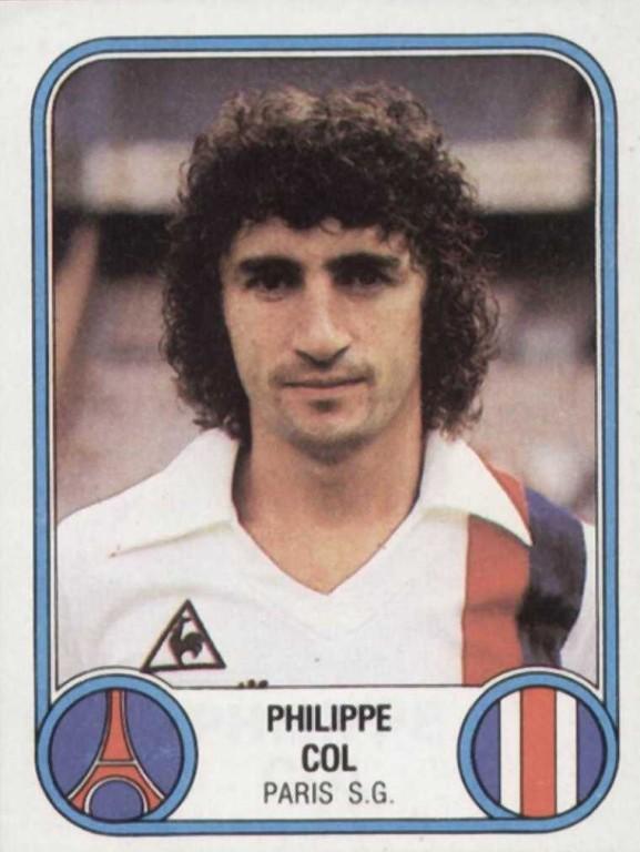 N° 242 - Philippe COL