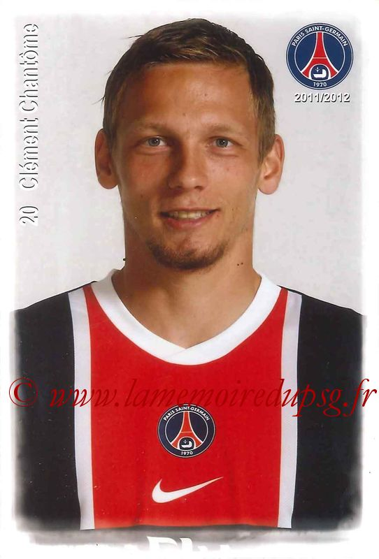 CHANTOME Clément  11-12