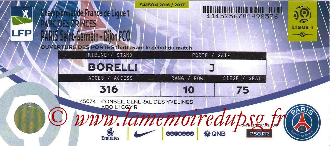 2016-09-20  PSG-Dijon (6ème L1)