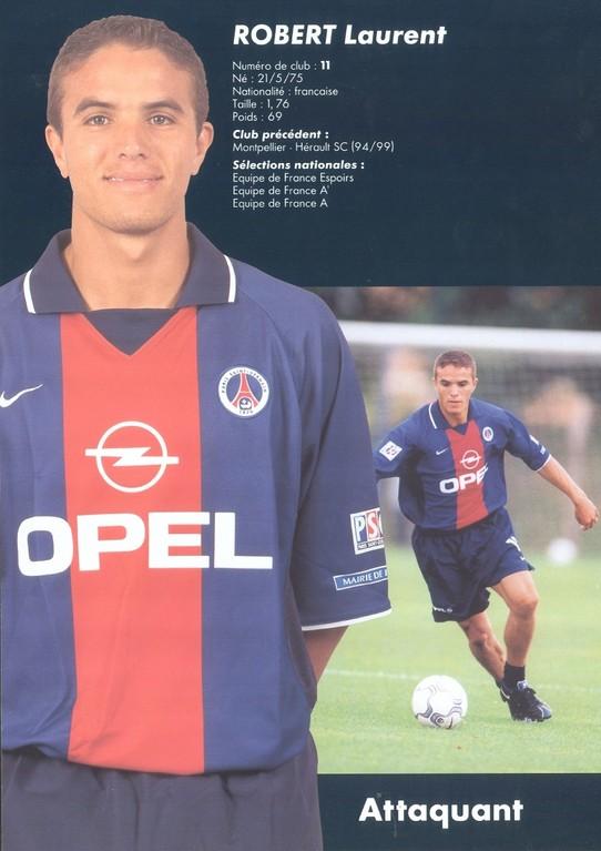 2000-01 - ROBERT Laurent