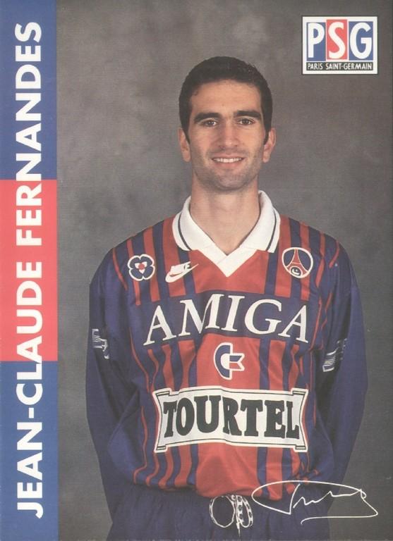 FERNANDES Jean Claude  93-94