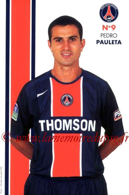 PAULETA Pedro Miguel  05-06