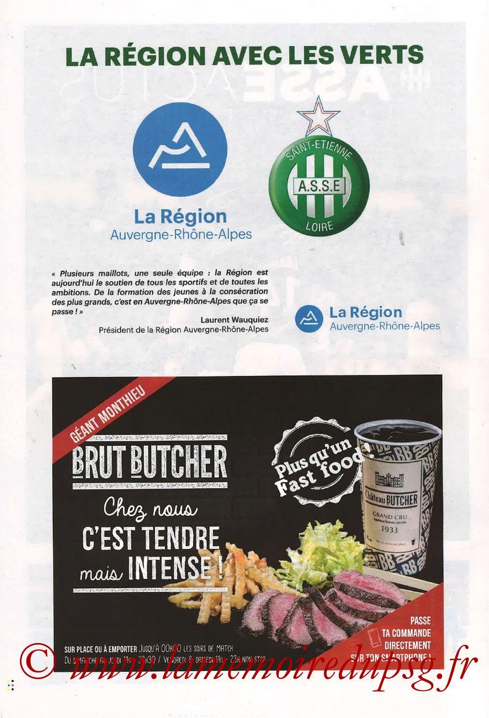2018-04-06  Saint Etienne-PSG (32ème L1, ASSE Actus) - Page 02