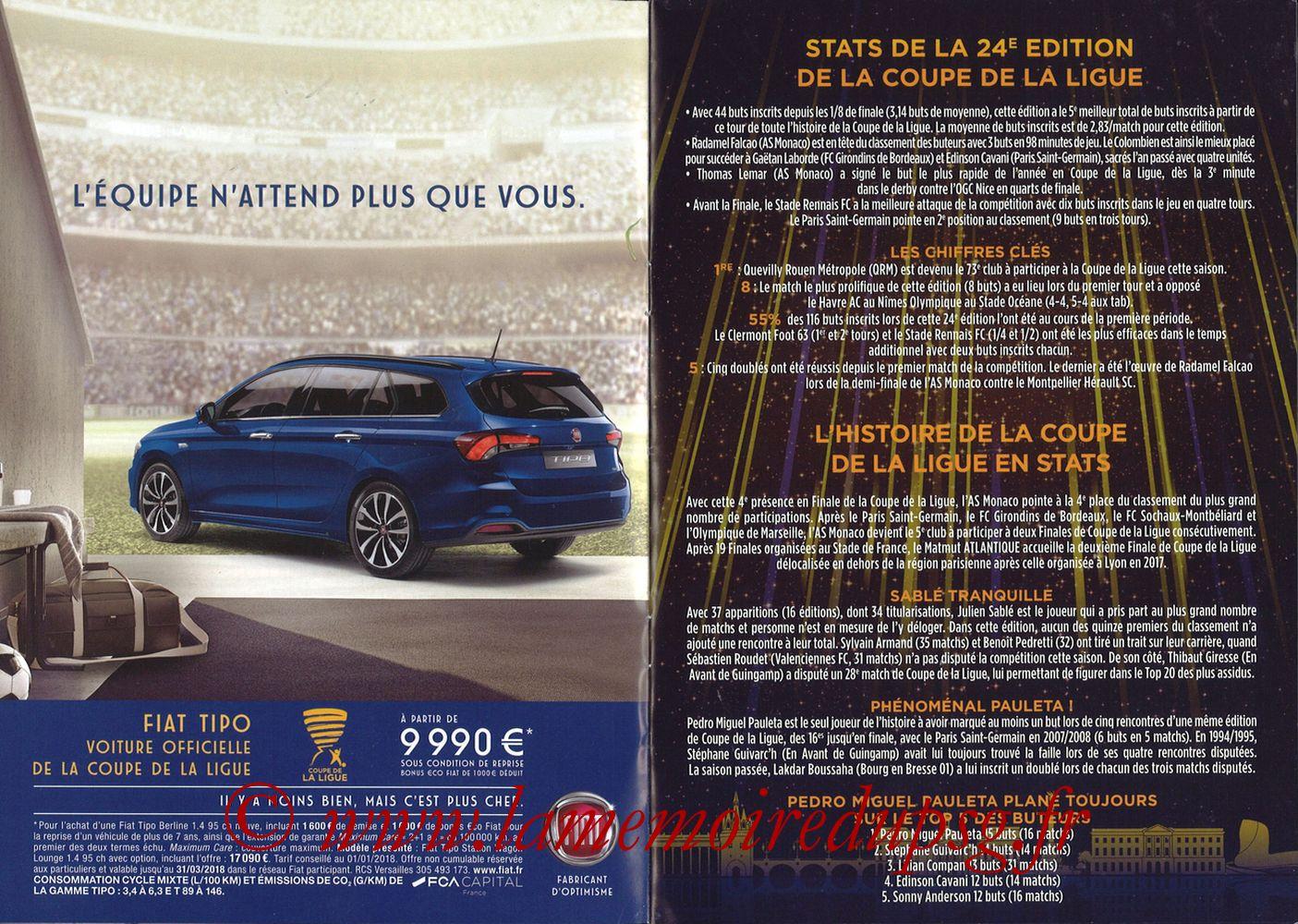 2018-03-31  PSG-Monaco (Finale CL à Bordeaux) - Pages 06 et 07