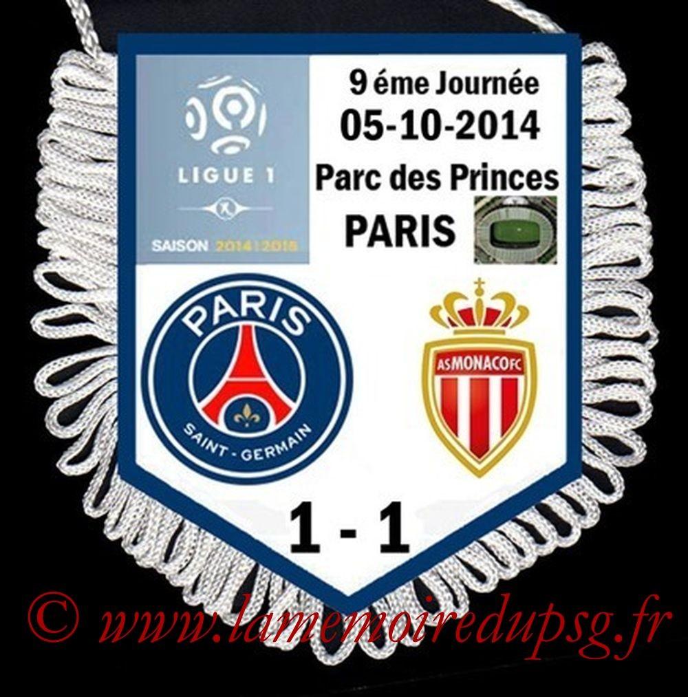 2014-10-05  PSG-Monaco (9ème L1)
