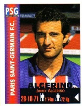 N° 261 - Jimmy ALGERINO