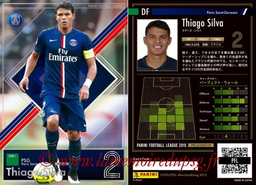 N° 054 - Thiago SILVA (Star +)