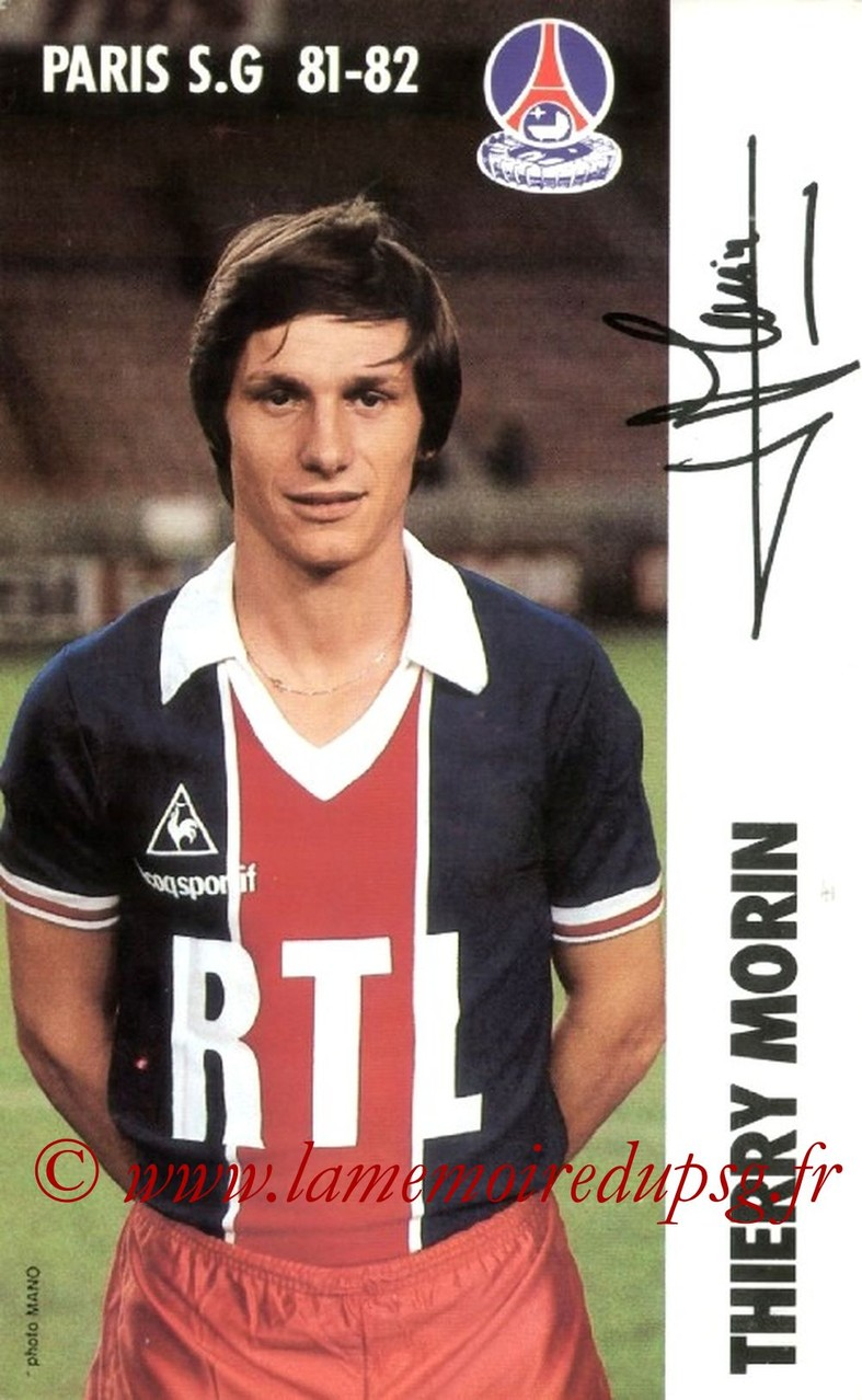 MORIN Thierry  81-82