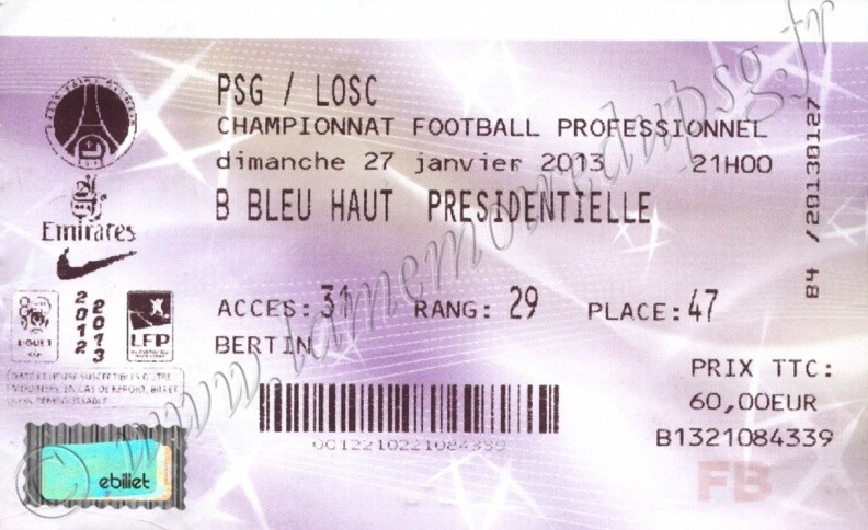 2013-01-27  PSG-Lille (22ème L1, Billetel).jpeg