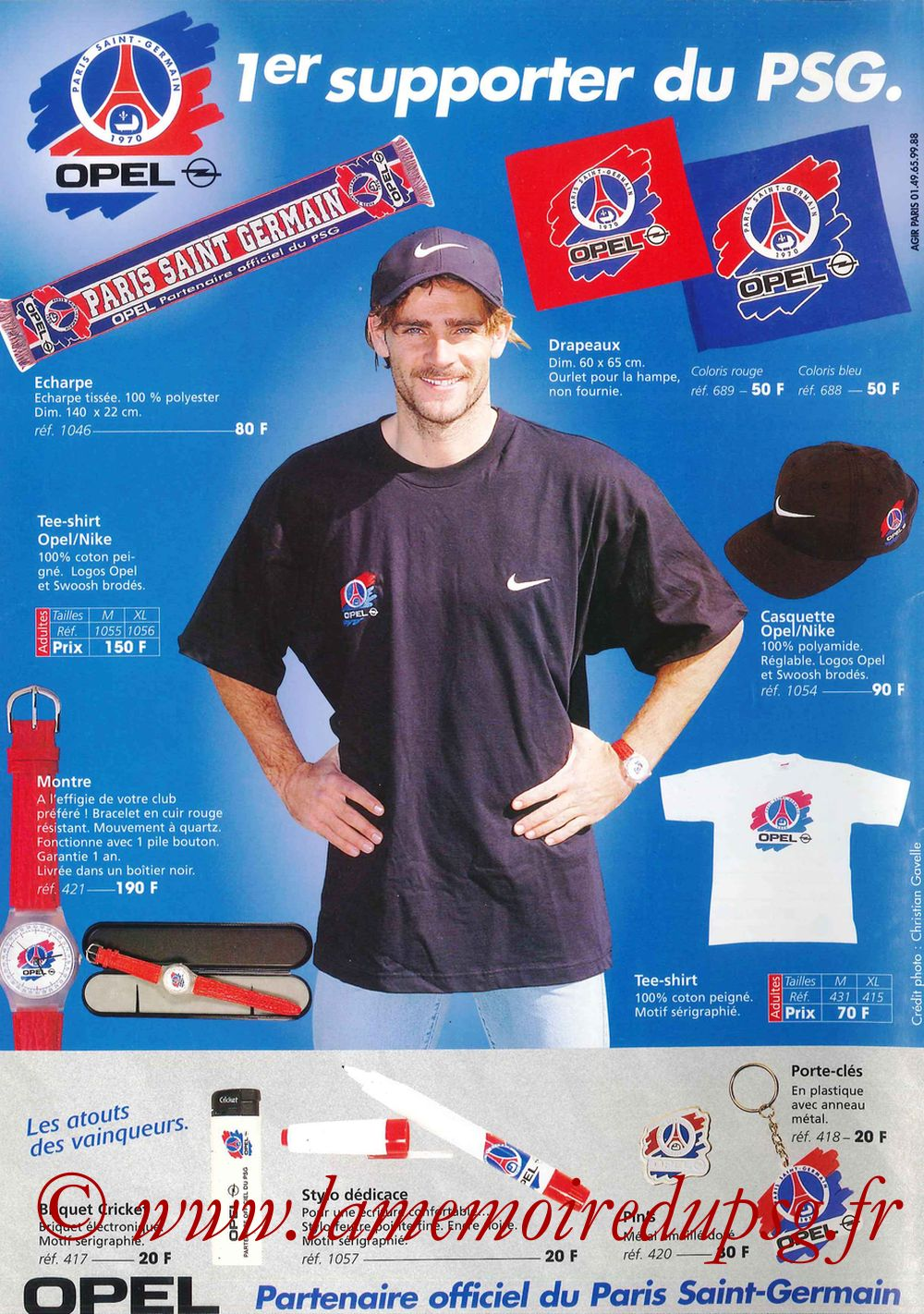 Catalogue PSG - 1997-98 - Pages 28