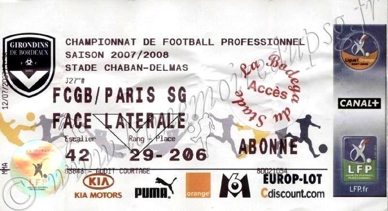 2008-03-01  Bordeaux-PSG (27ème L1)