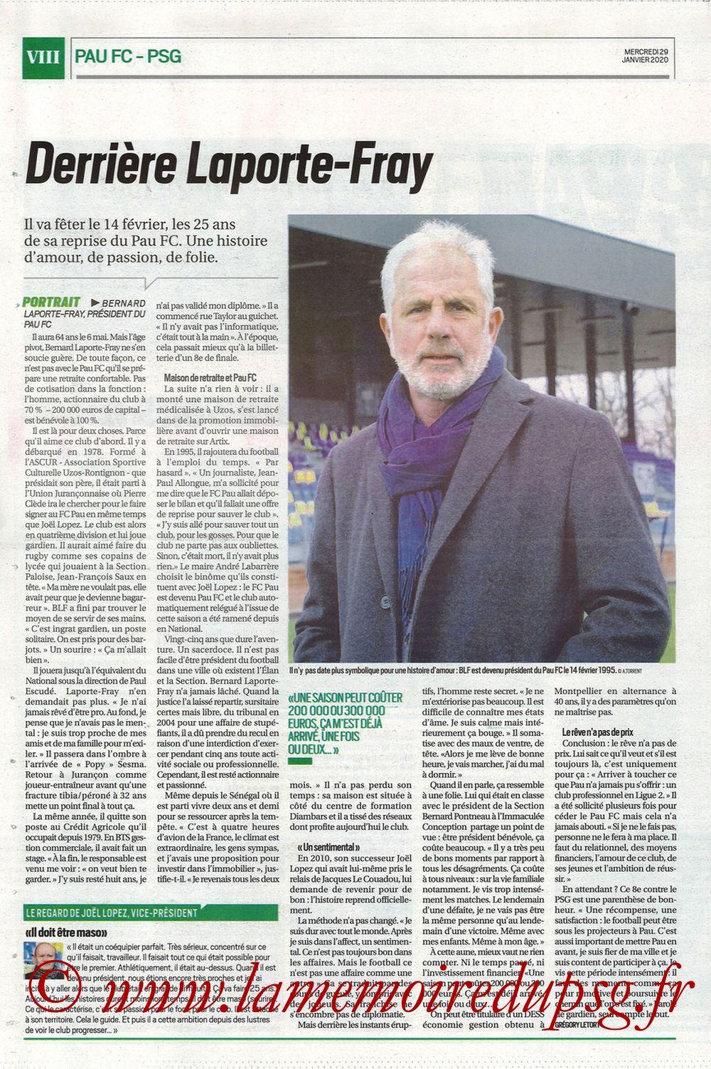 2020-01-29  Pau-PSG (8ème CF, Pyrenees Sports) - Page 08