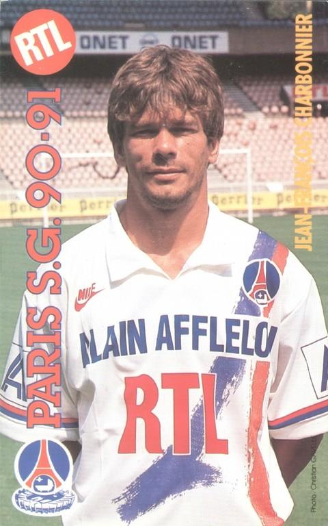 CHARBONNIER Jean-Francois  90-91