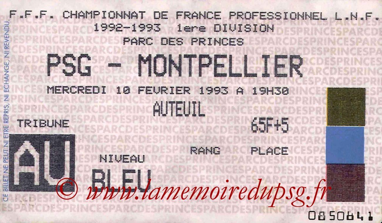 1993-02-10  PSG-Montpellier (25ème D1)