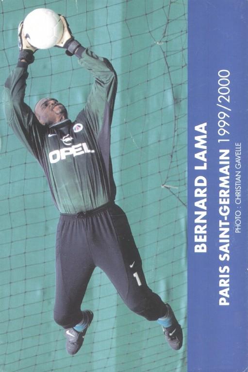 LAMA Bernard  99-00