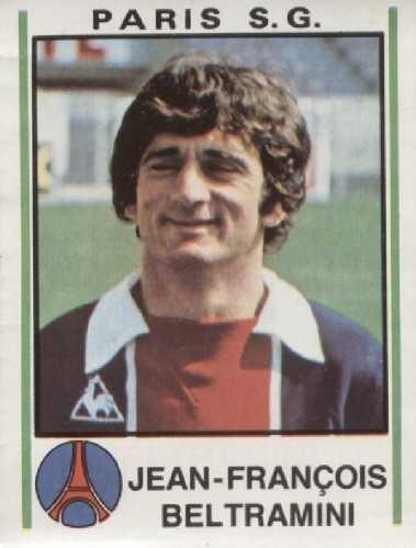 N° 255 - Jean François BELTRAMINI