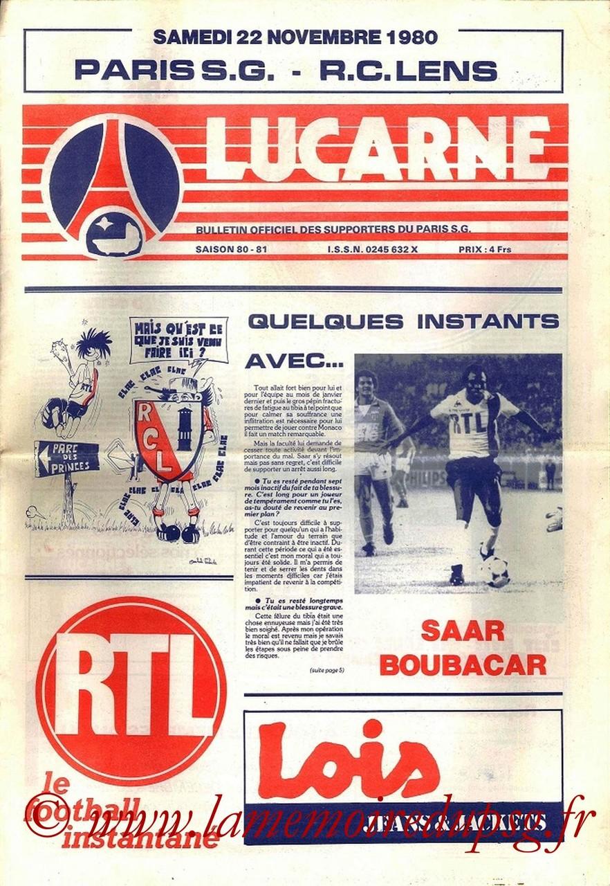 1980-11-23  PSG-Lens (19ème D1, Lucarne)